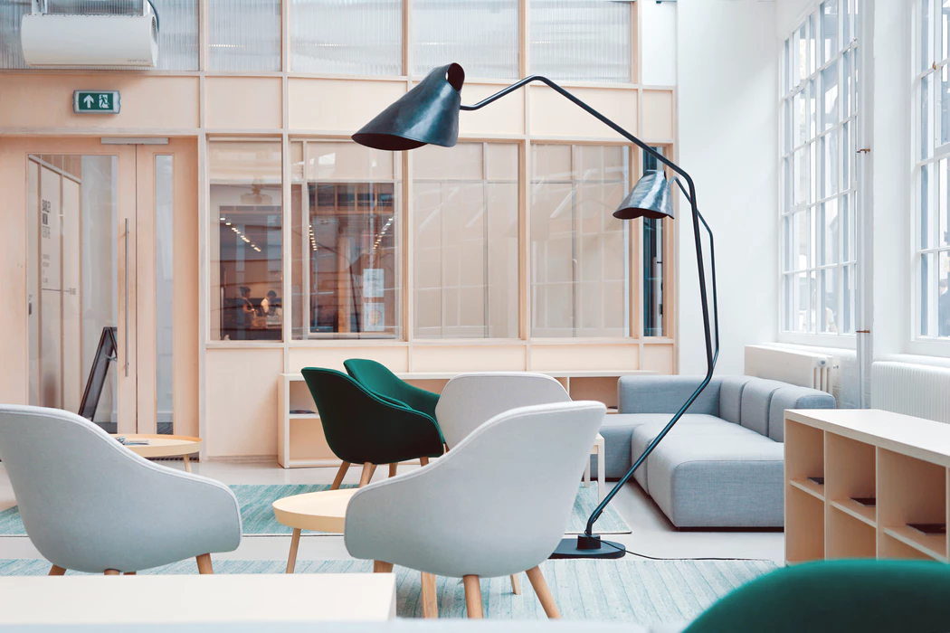 Example of good Office design