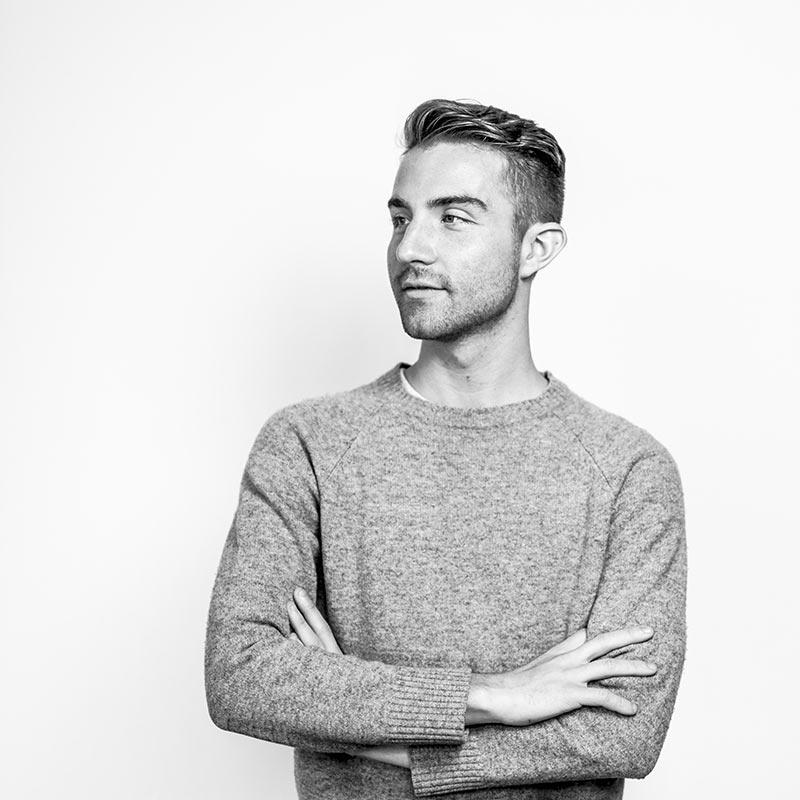 Lucas Keefer Junior Designer