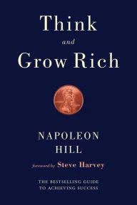 Cover of best entrepreneur book Think and Grow Rich