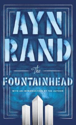 Cover of popular book Fountainhead