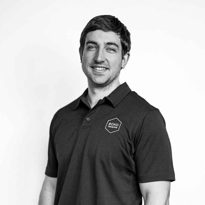 Nicholas Sposato Facilities Manager