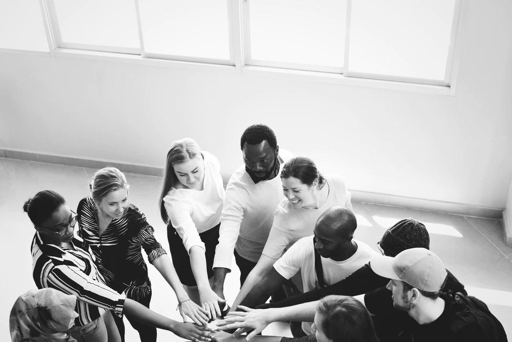 Example of team-building activities