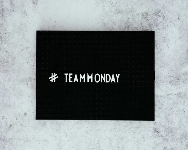 motivational hashtag to increase team work productivity