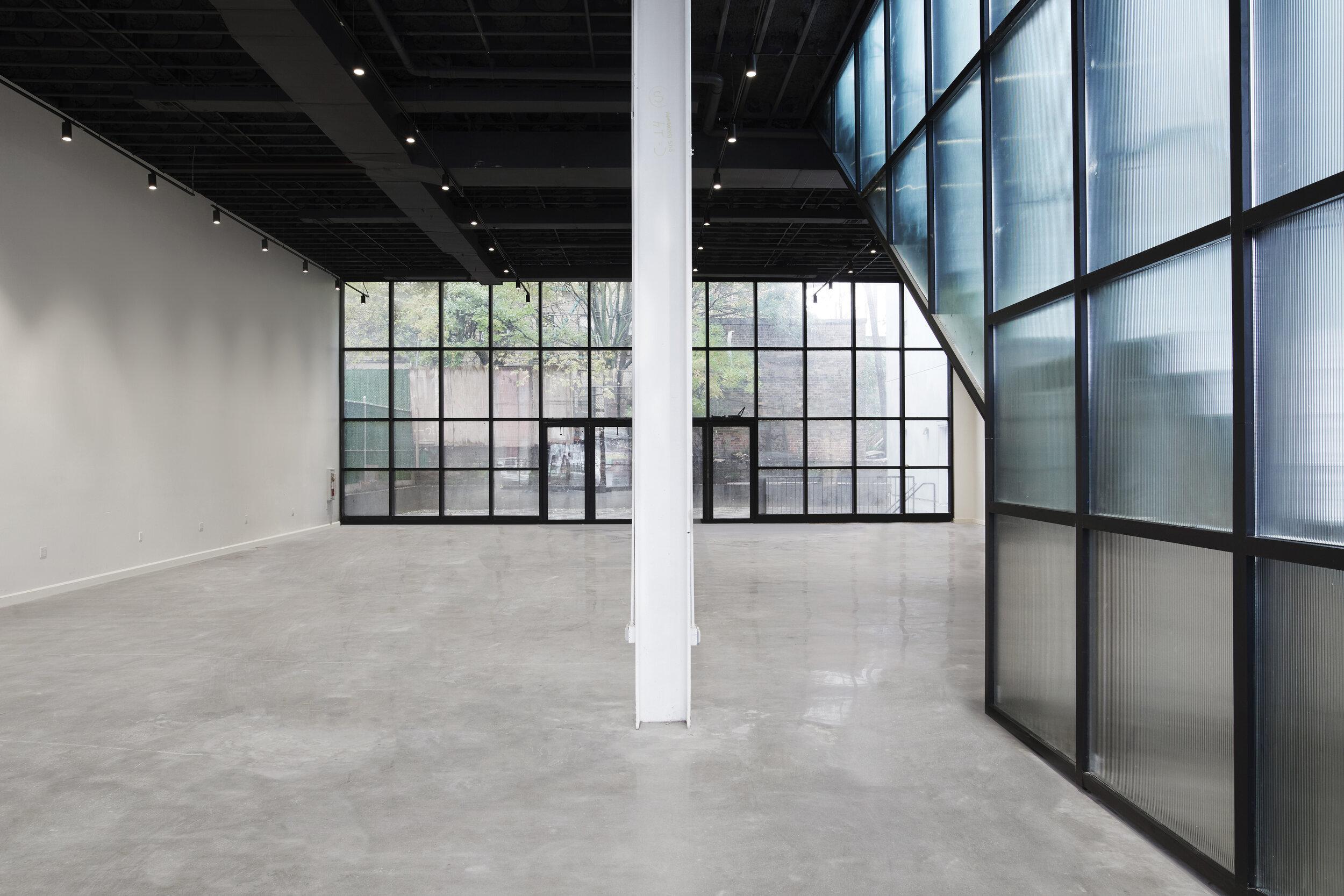 The Atrium at Bond Collective Bushwick