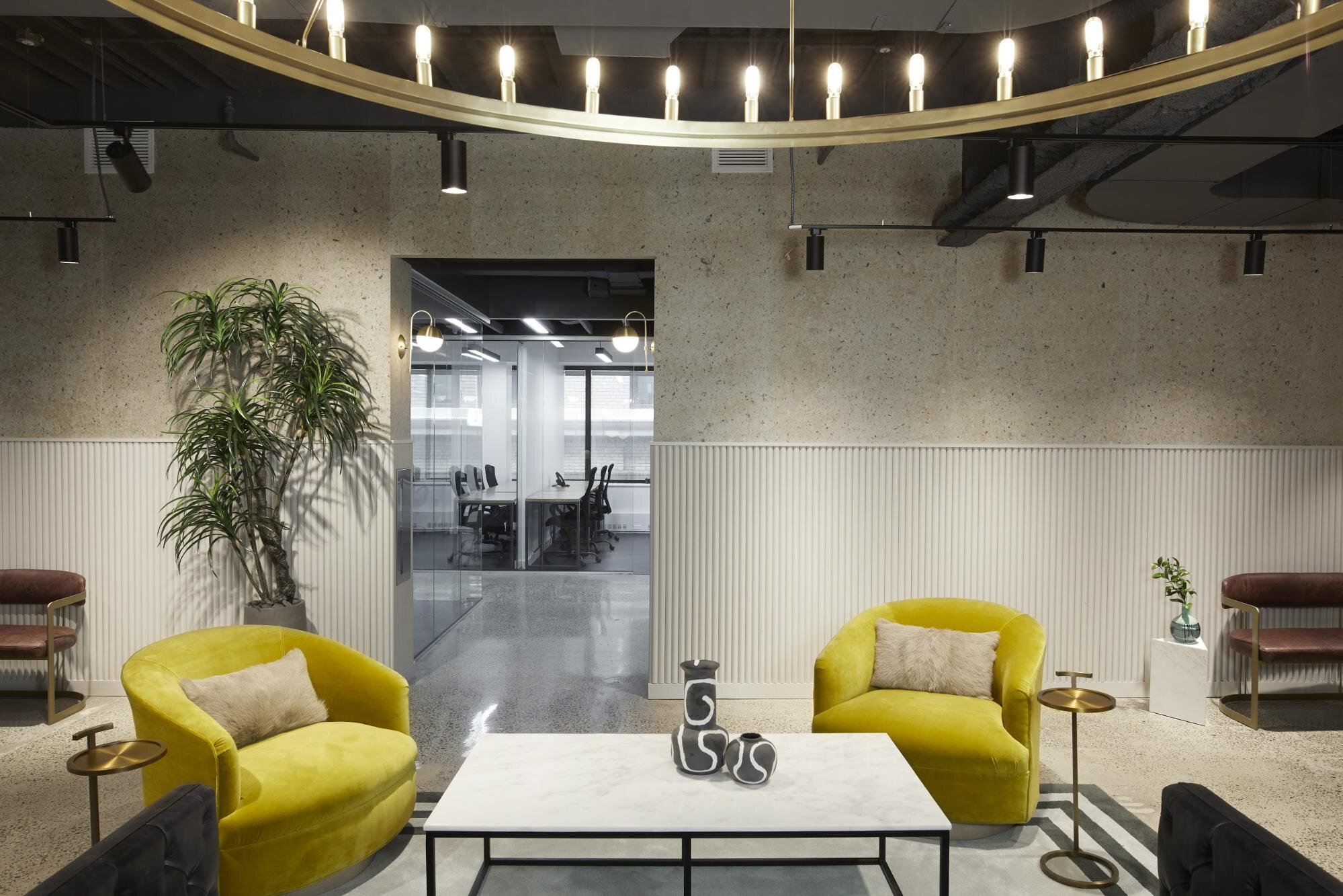 Multipurpose Workspace for a flexible work arrangements