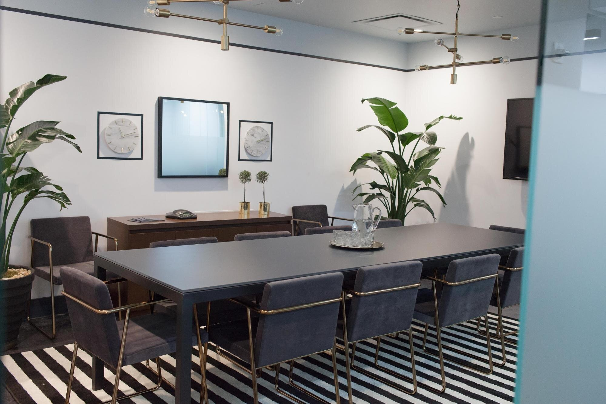 office space for meetings