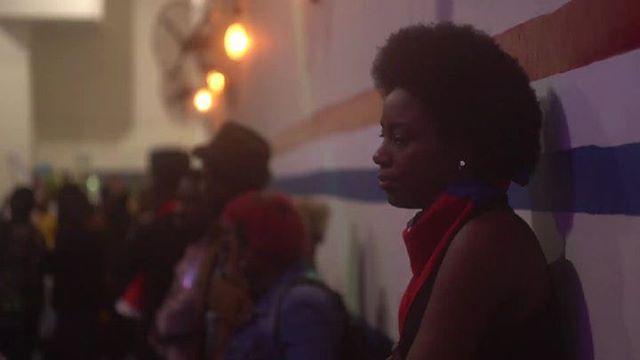Haití. • • • • • • • • •  #yoemigro #wip #afro #haiti #flagday #buenosaires #argentina #latinamerica #movie #documentary #sad #art #africanamerican #cinema  #filmmaking #events #dailylife #docuficcion #colaborativeart #documentaryphotography  #crear