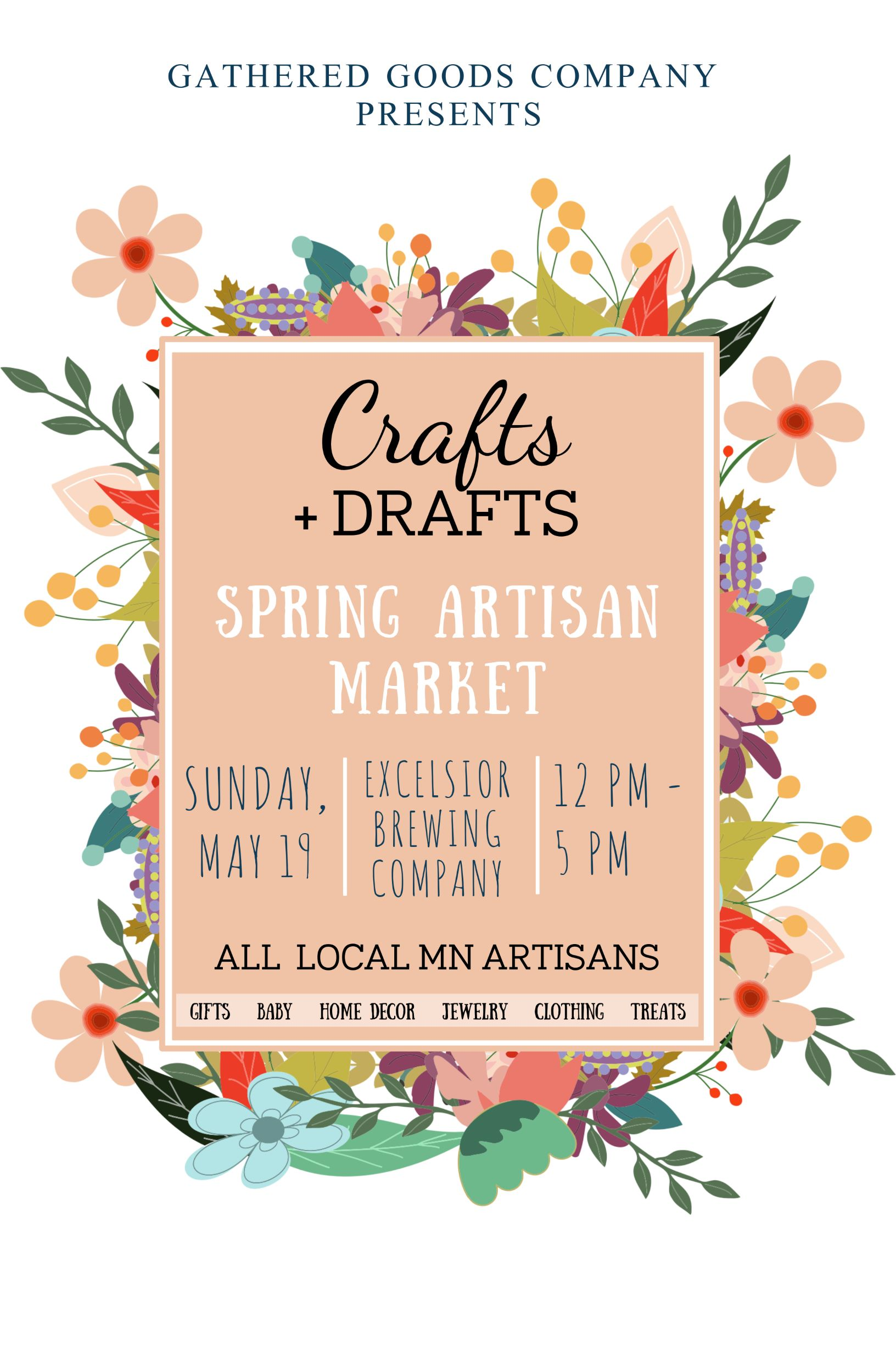 Crafts and Drafts at Excelsior Brweing.jpg