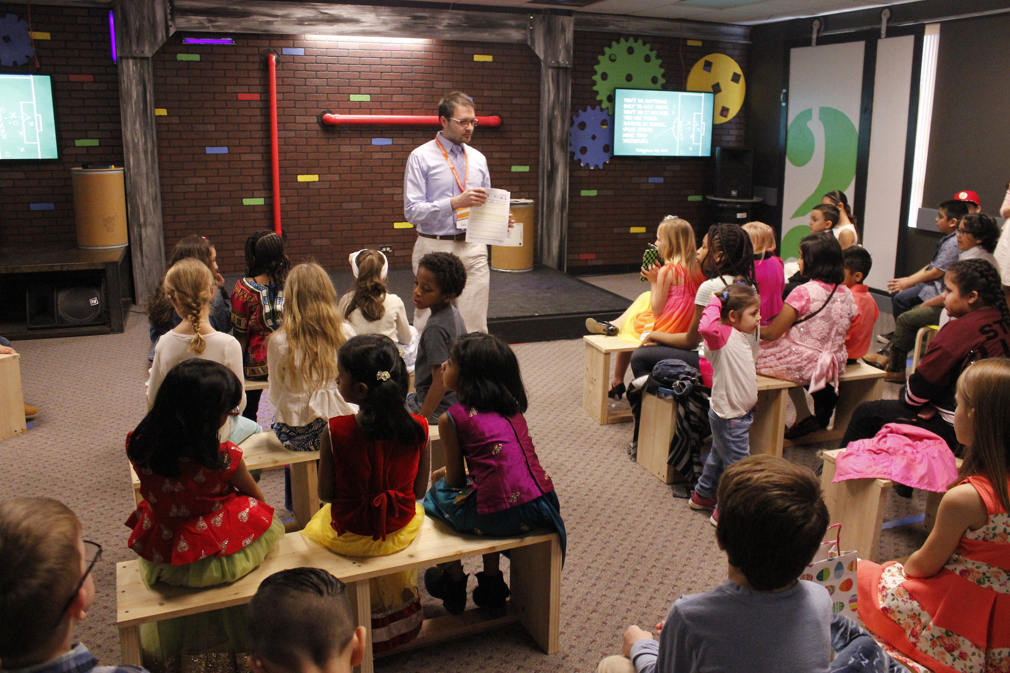Elementary - Kindergarten to 5th grade
