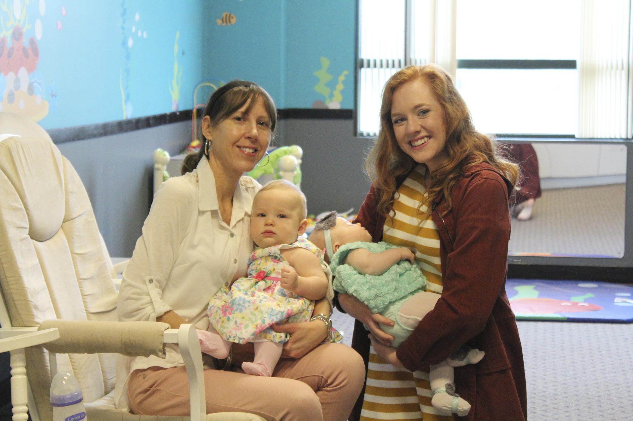 Babies/Toddlers - 6 weeks to 2 years