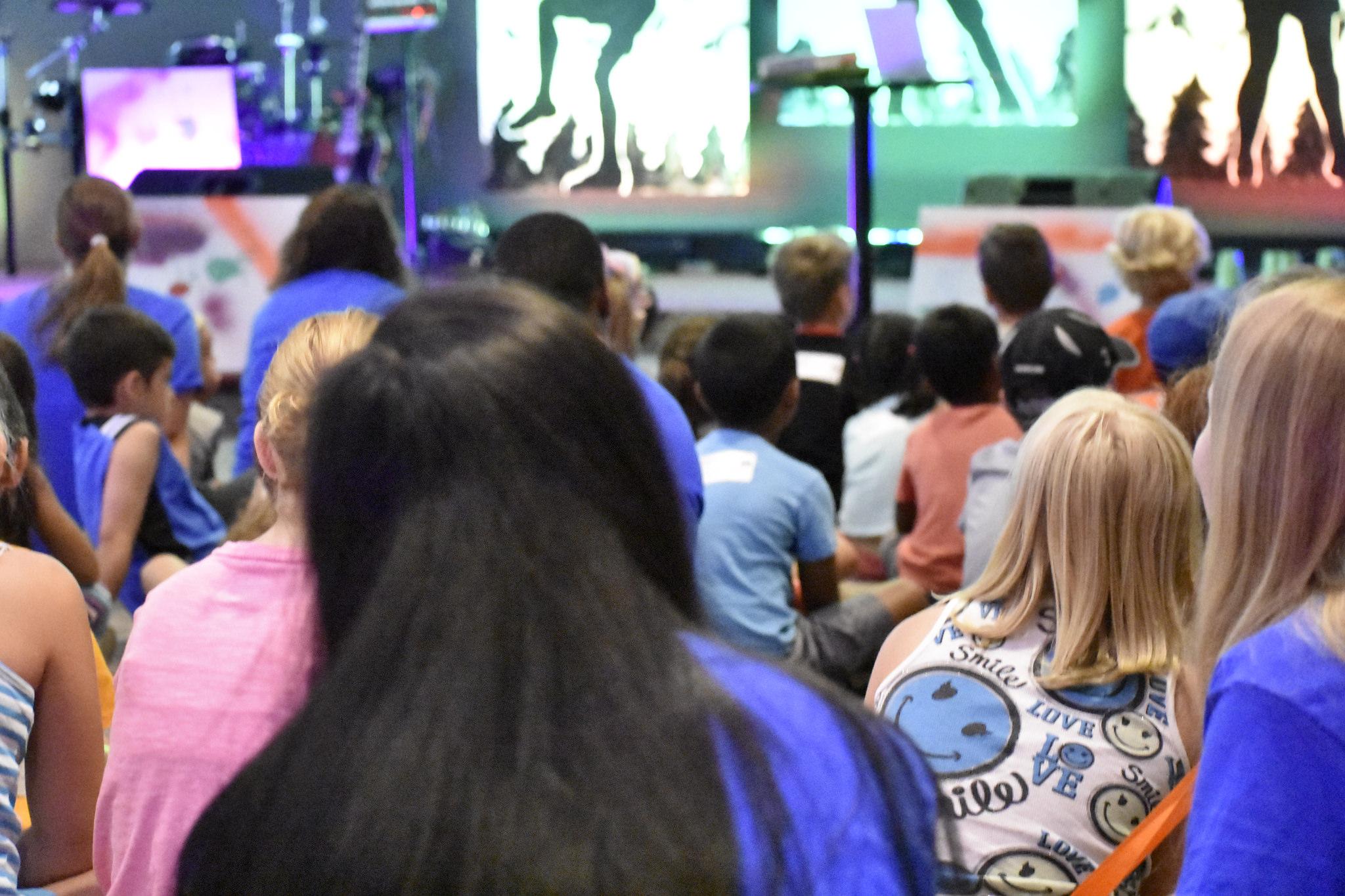 Kids Events - Breakaway Kids Camp - JuneGreat Adventure Week - JuneDeeper Week - JuneStep Up Lock In - AugustLearn More