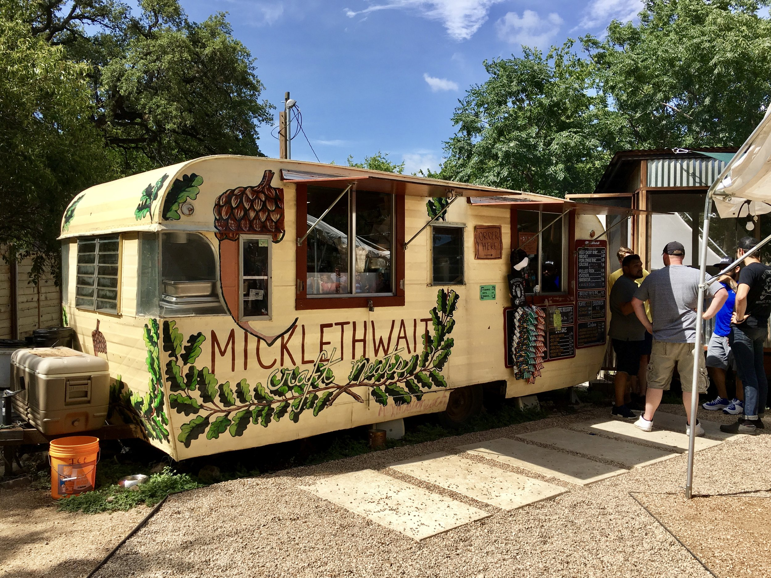Micklethwait Craft Meats - 1309 Rosewood AveAustin, Texas #13 on the TX BBQ PassportSixth stop