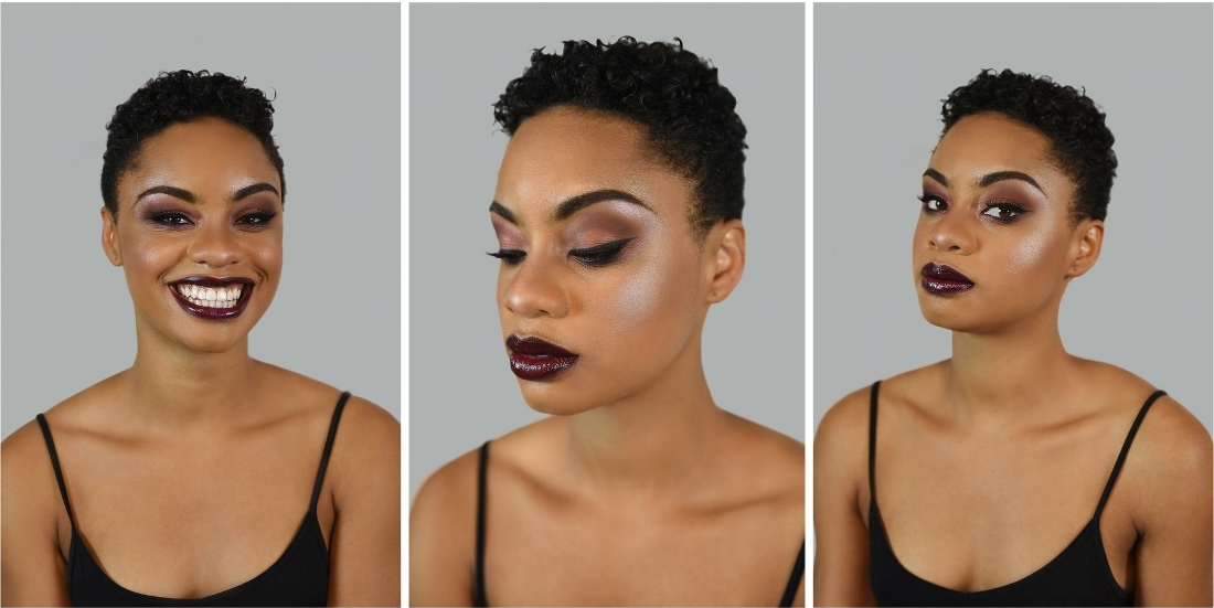 Bold– - Break the rules with pumped up eyes and lips