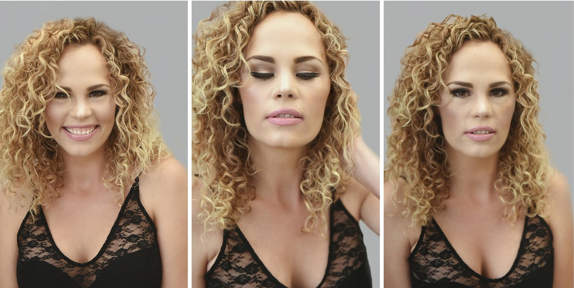 Flirty– - Turn heads in this modern take on a bombshell look