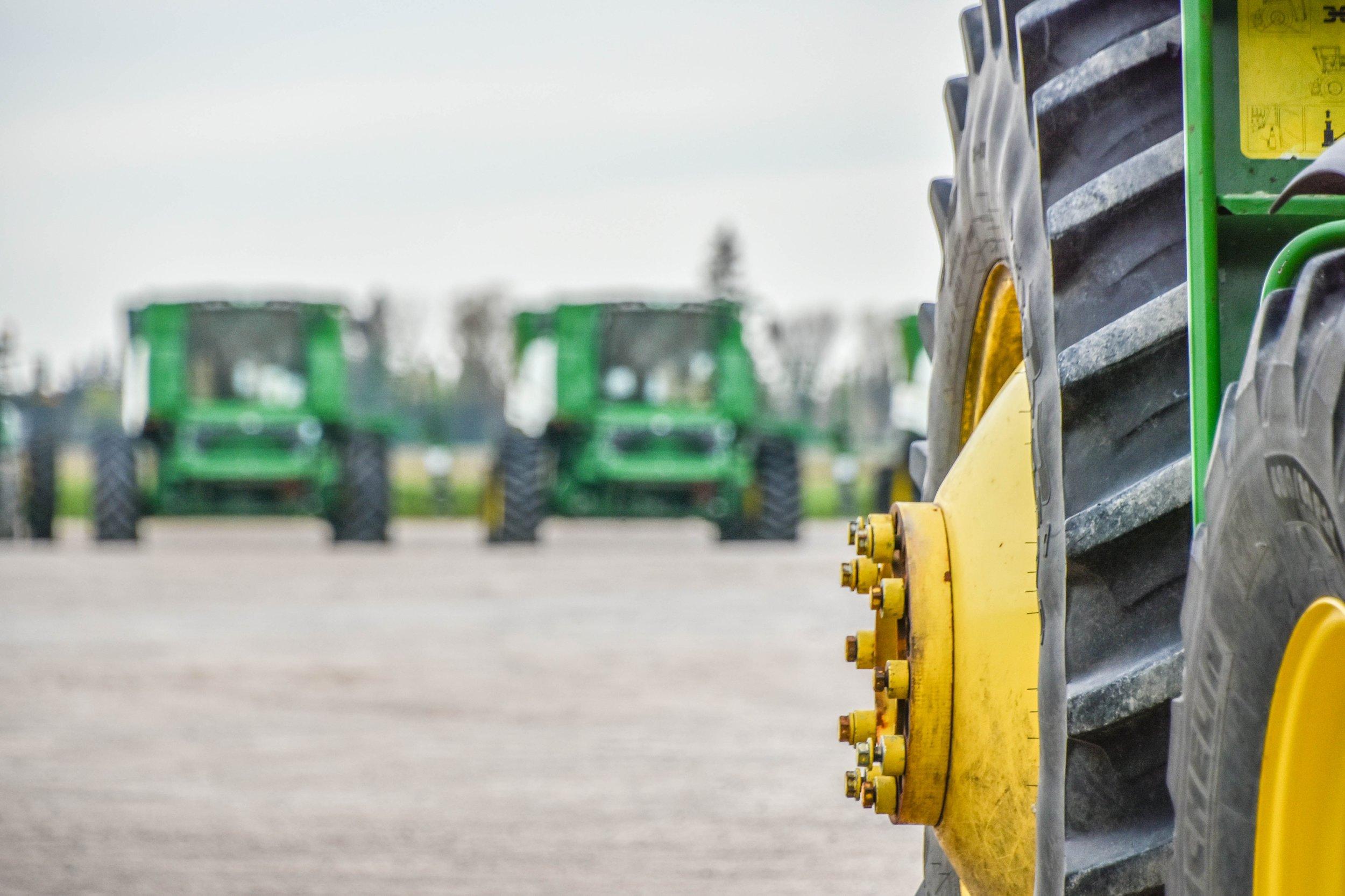 High Precision Navigational Technology for Robotic Farming