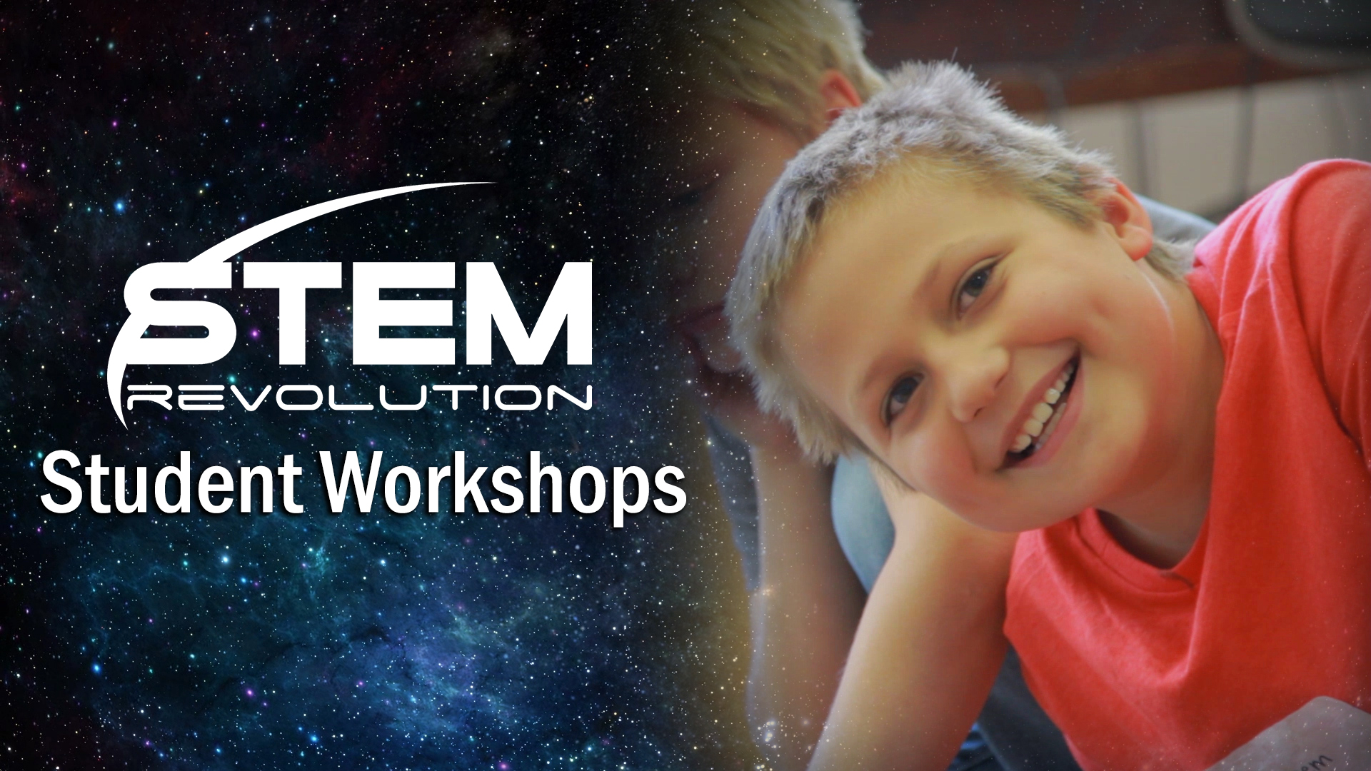STEM Revolution - Student Workshops