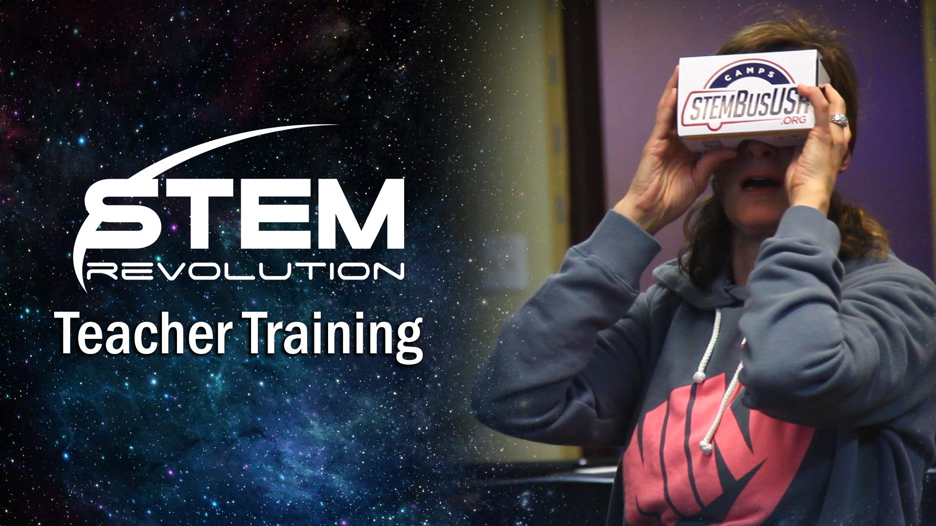 STEM Revolution - Teacher Training