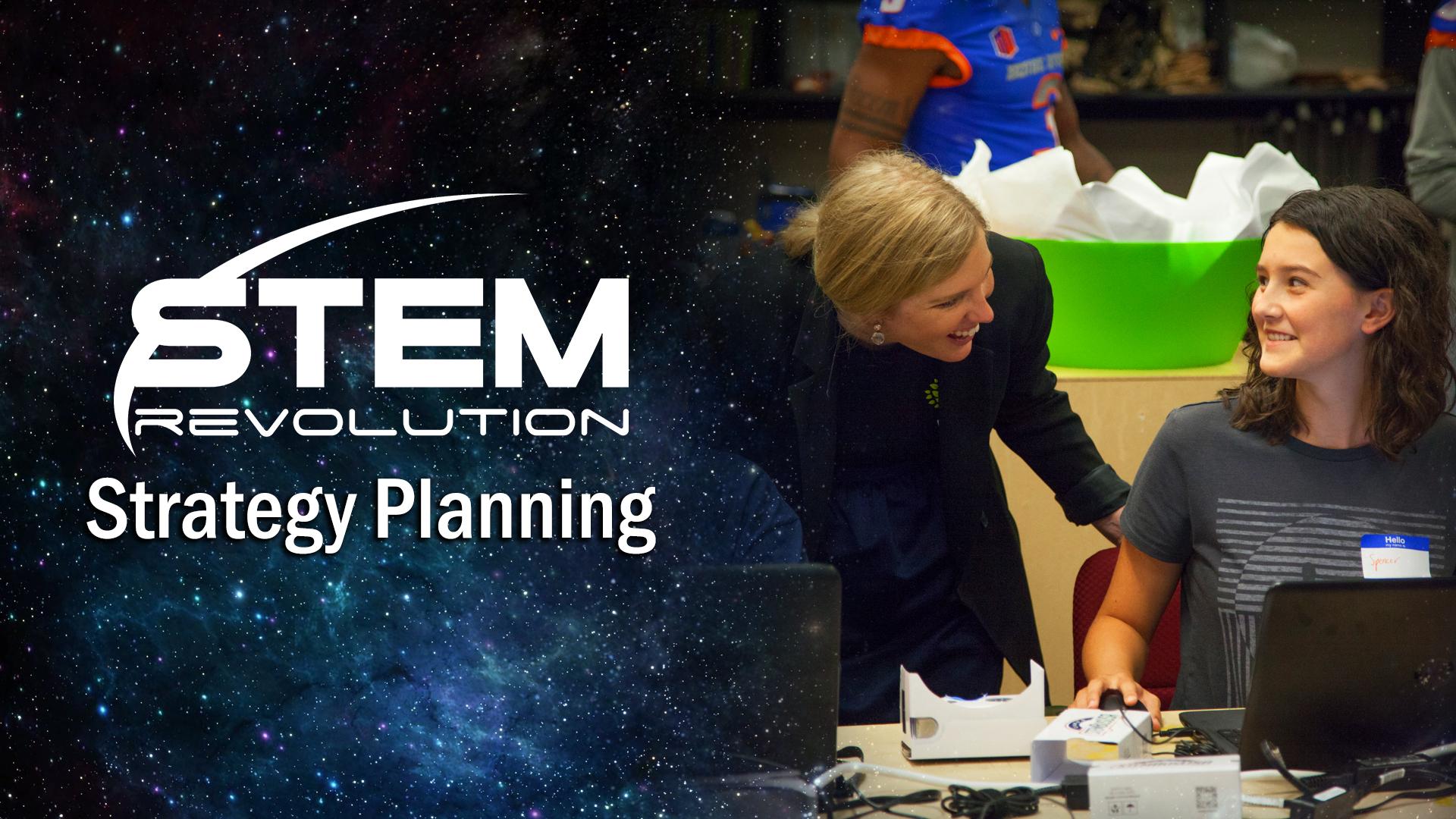 STEM Revolution - Strategy Planning