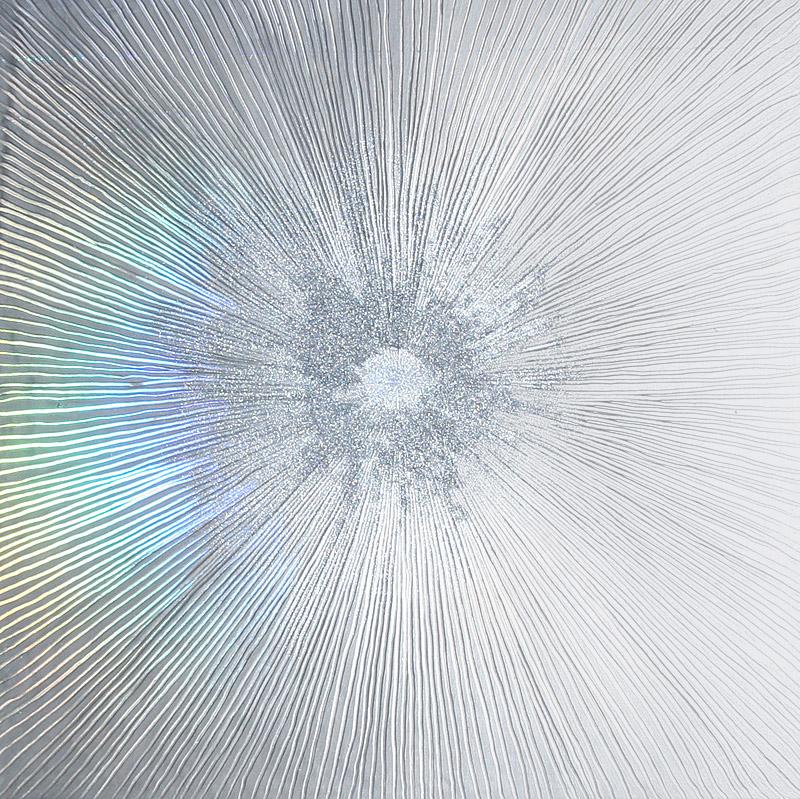 Slyvia Hommert- Silver Starburst c.s-12x12x2.jpg