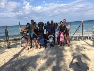 Copy of Exploring Haiti with adoptive families