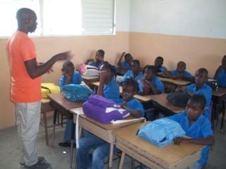 Copy of In the FEJ school