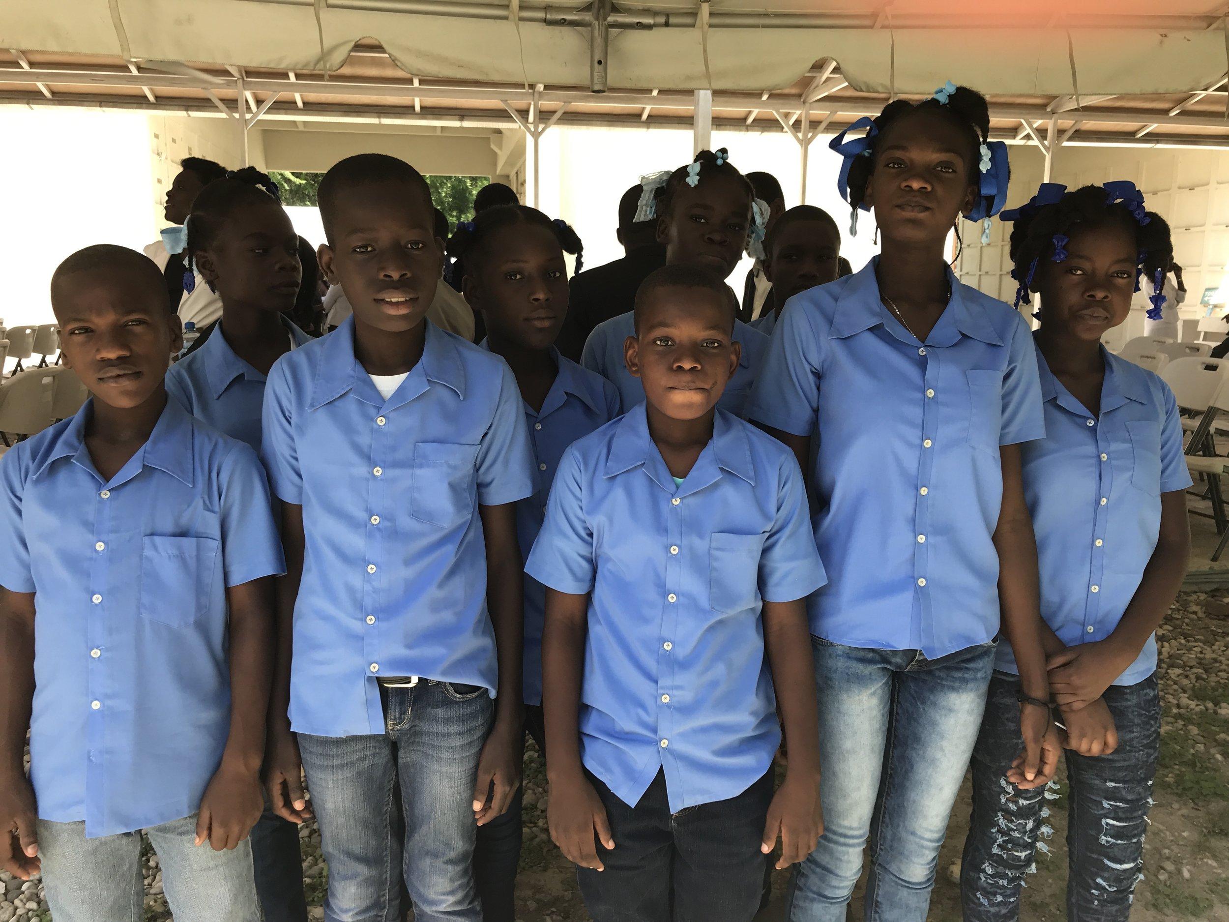 FEJ school children who sang.jpg
