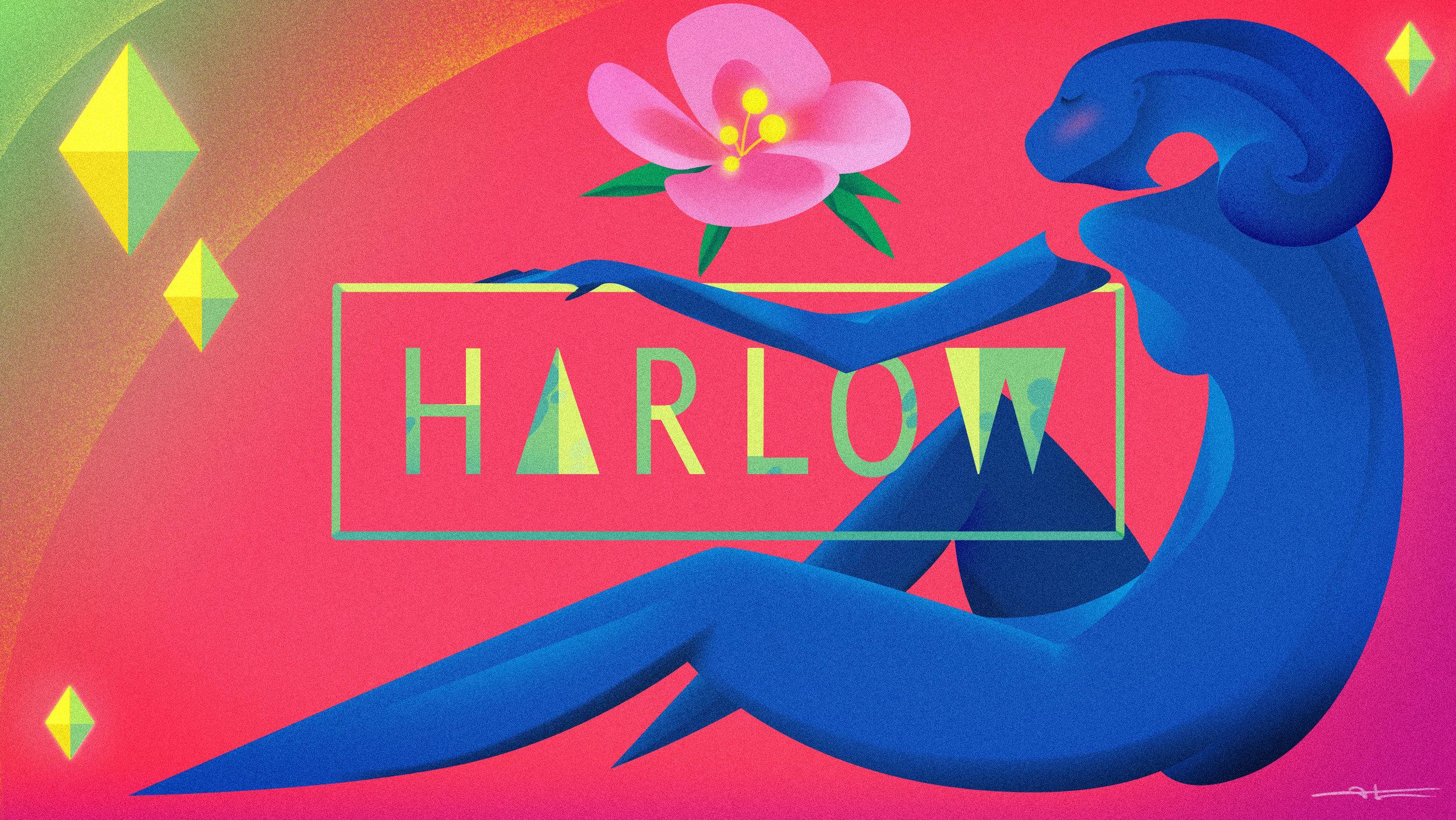 HARLOW Skin care