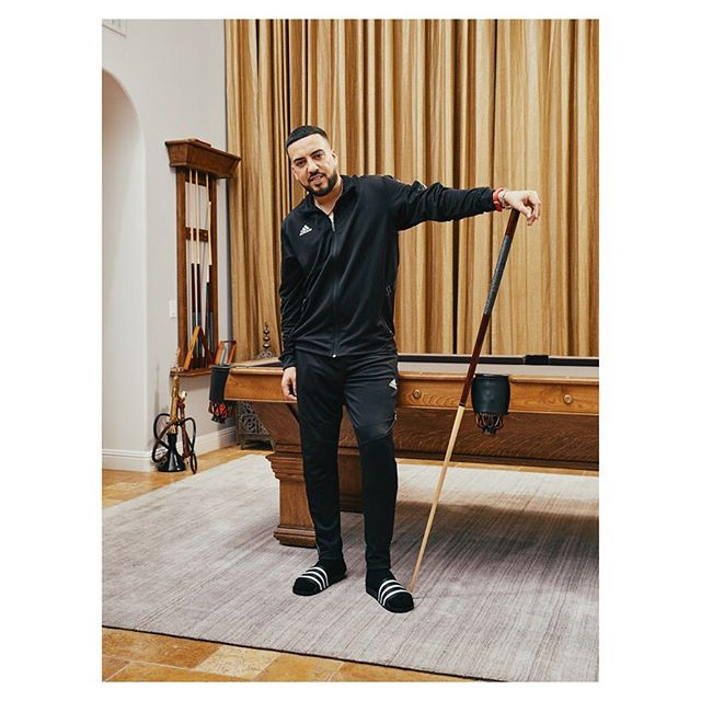 @frenchmontana for @nytimes