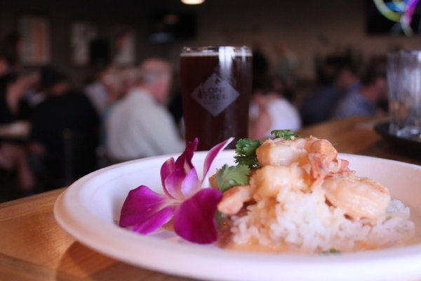 Photo: 2017 Cancer Blows dinner at Lone Tree Brewing Company