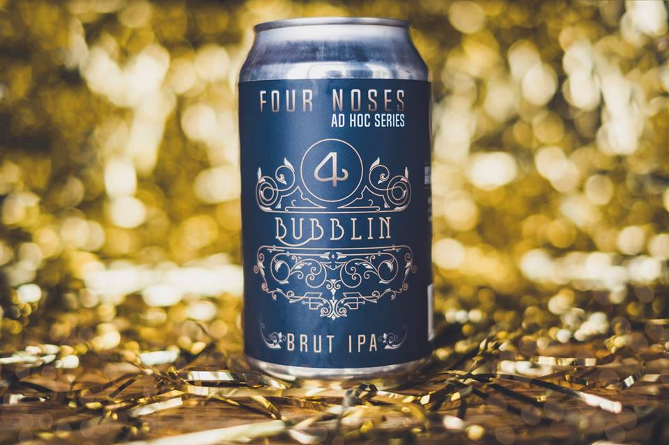 Drink the Latest Release from 4 Noses Brewing Co.