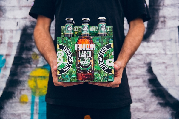 Brooklyn Lager's refreshed packaging