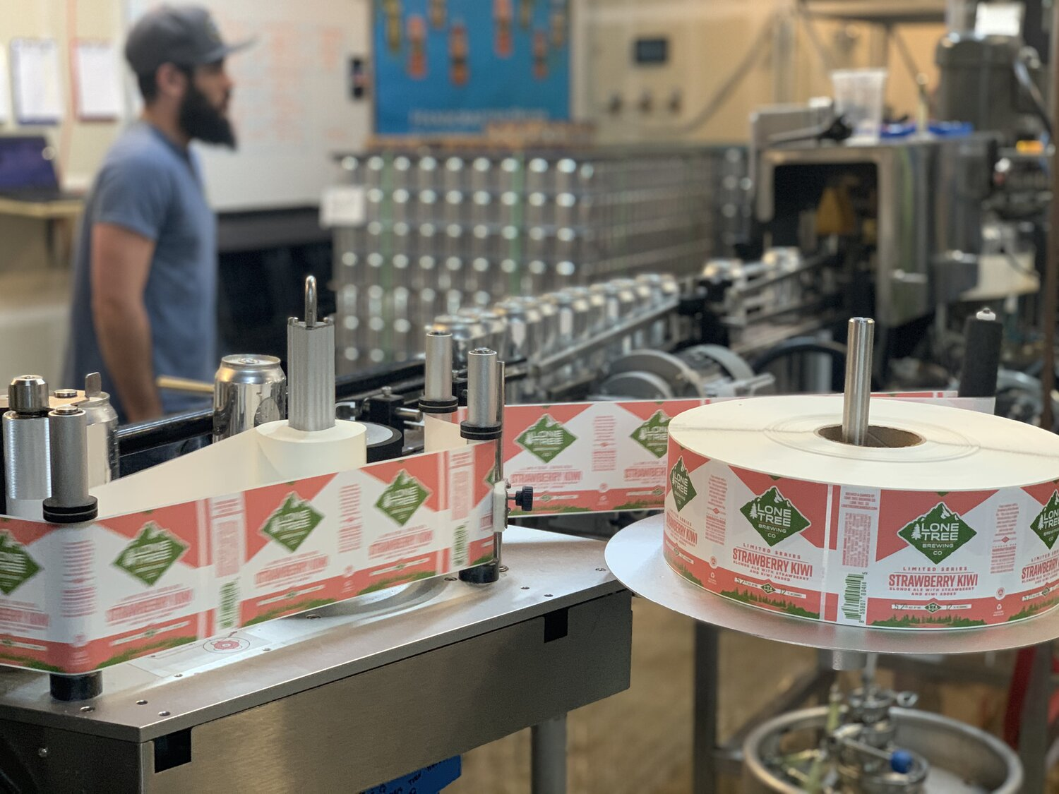 Lone Tree Brewing Rolls Out First-Ever Year-Round IPA, Castle Rock Pale Ale, And Strawberry Kiwi Blonde Ale