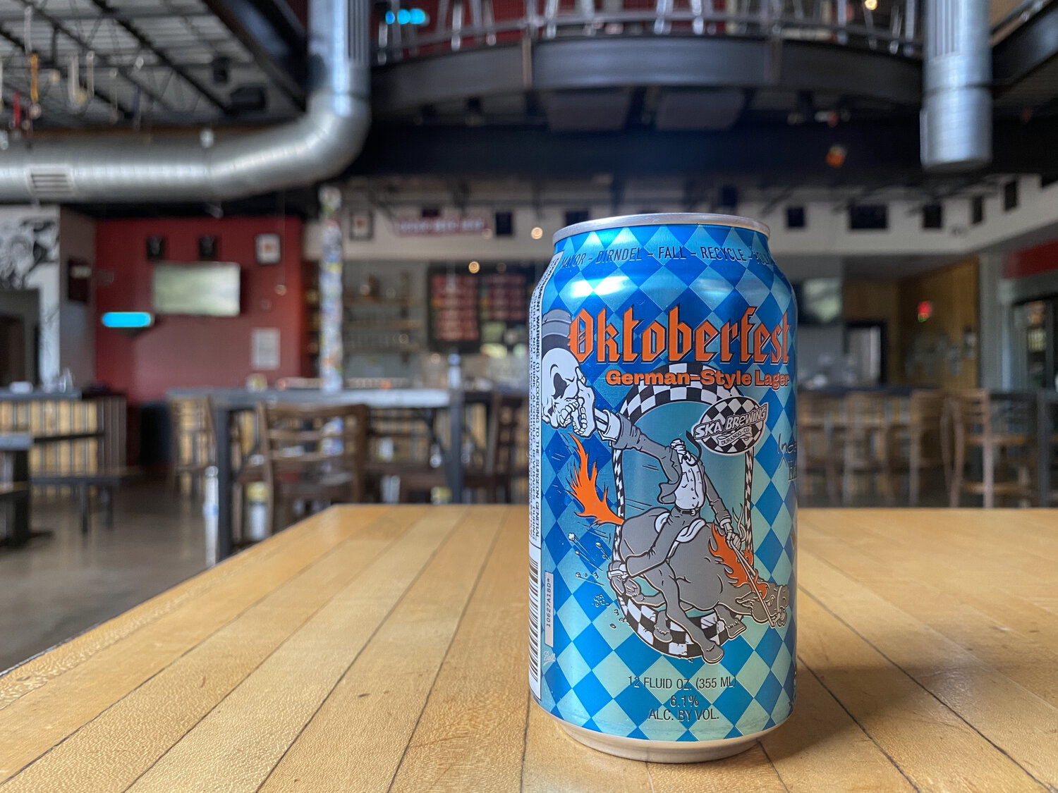 Munich's Oktoberfest Is Cancelled Again, Ska Brewing German-Style Lager Returns Nonetheless