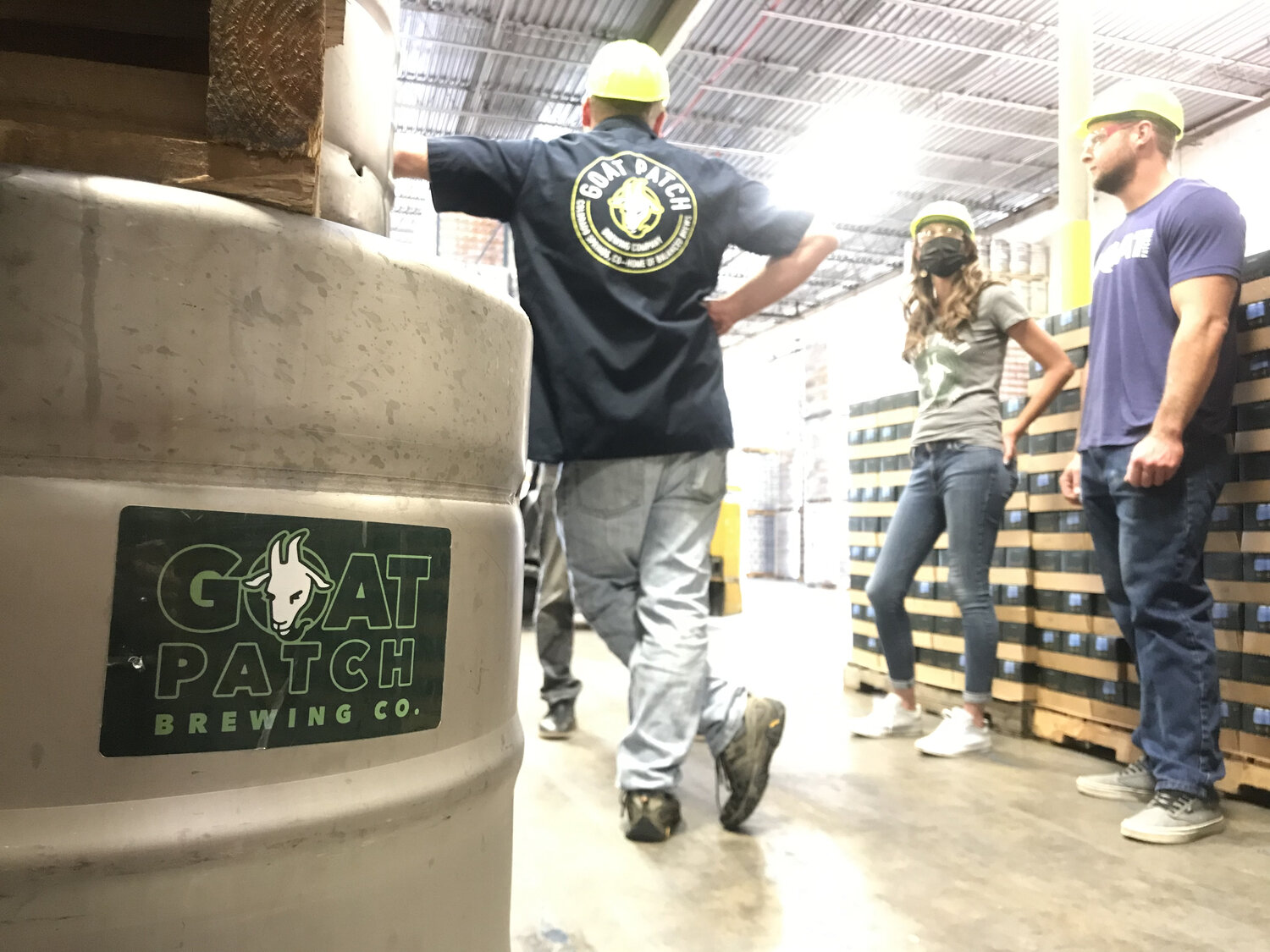 Goat Patch Brewing Partners With Sleeping Giant Brewing For Wider Colorado Distribution