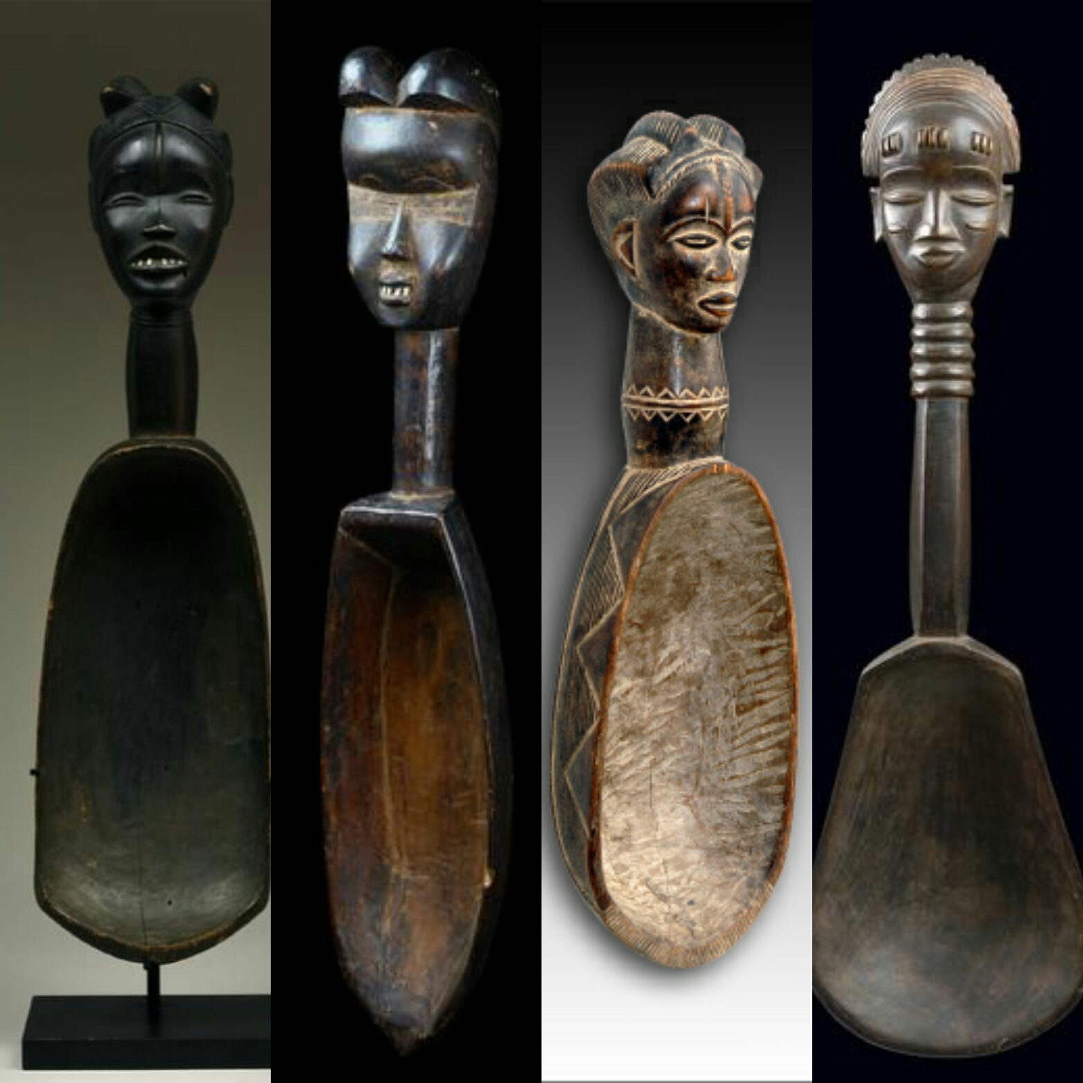 - Orignating in West Africa via the Dan people, a WAKEMIA is a wooden ladle  carved in the image of the most hospitable woman in the village. It is a title of great distinction that comes with the responsbility of masterful farming techniques,  organizational skills, a generous disposition and excellent culinary abilities.  Known as the