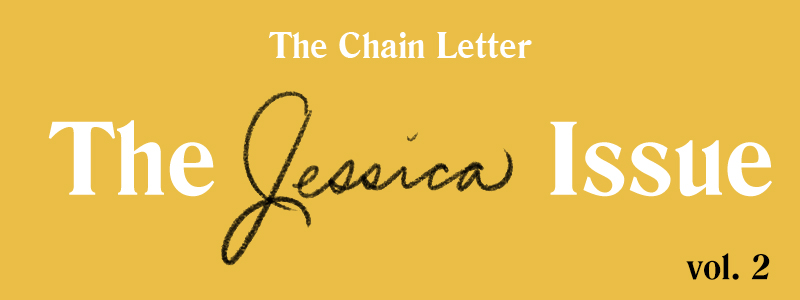 vol. 2: The Jessica Issue