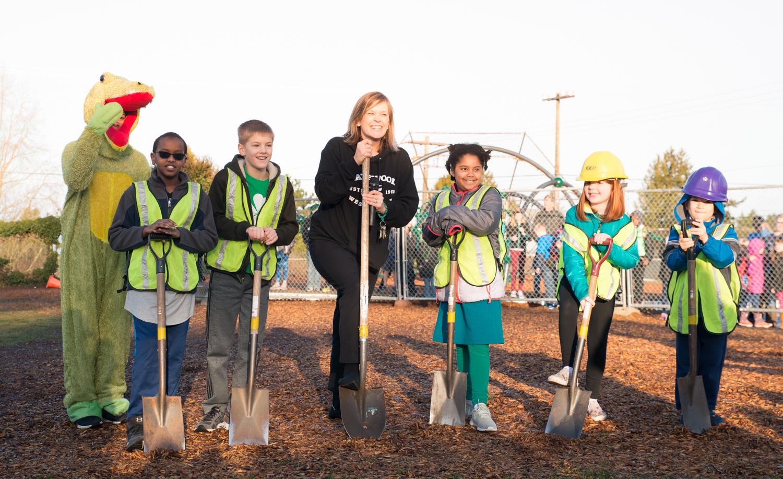 Photo courtesy of Gatewood Elementary School PTA