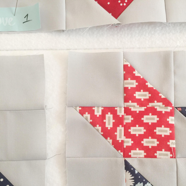 choose joy quilt block