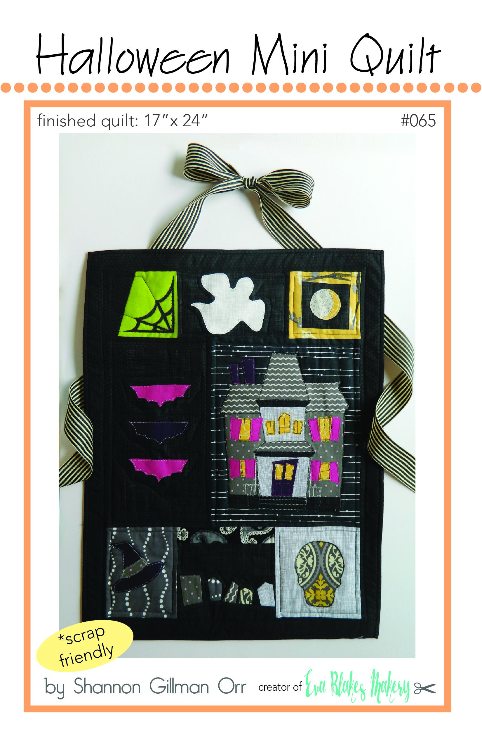 Halloween Mini Quilt Pattern 2 Cover-01.jpg