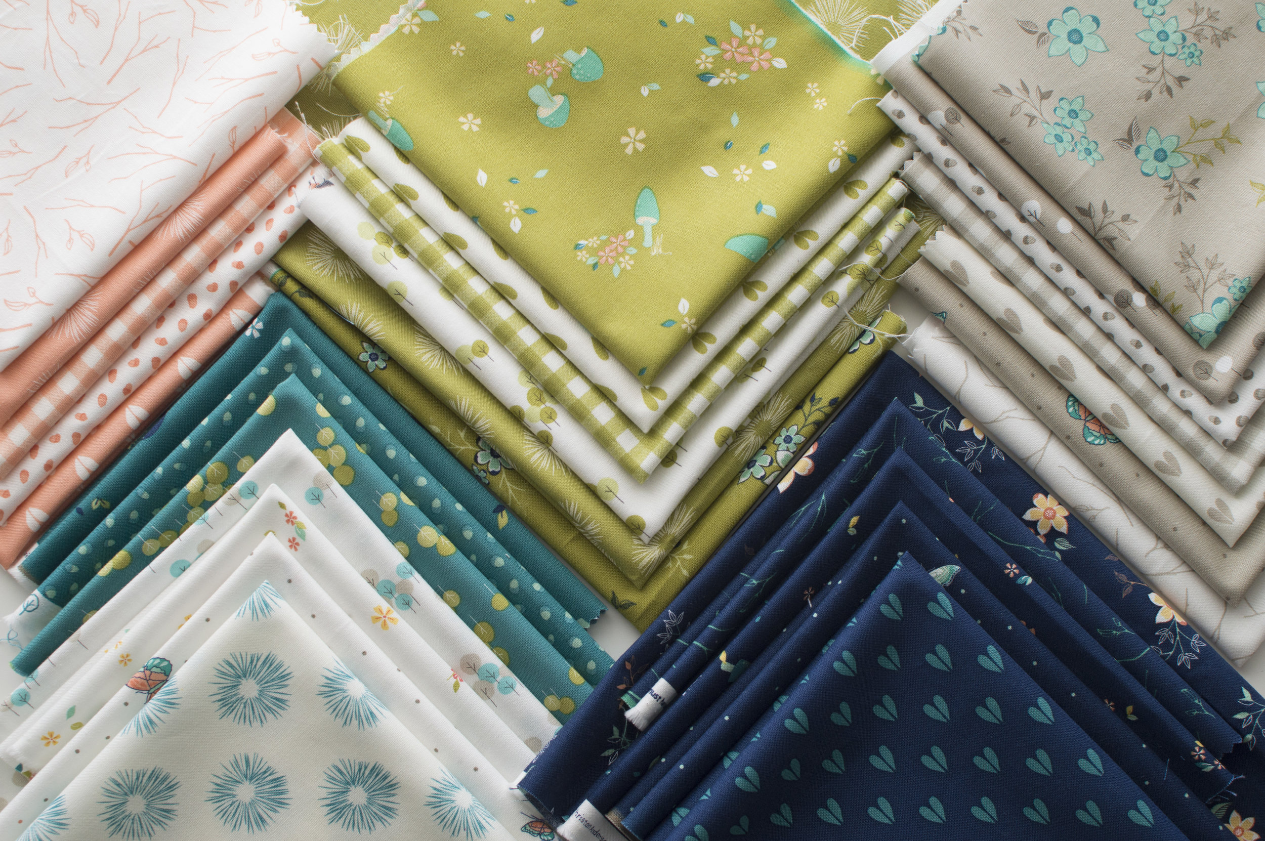 woodlandsecrets fabric