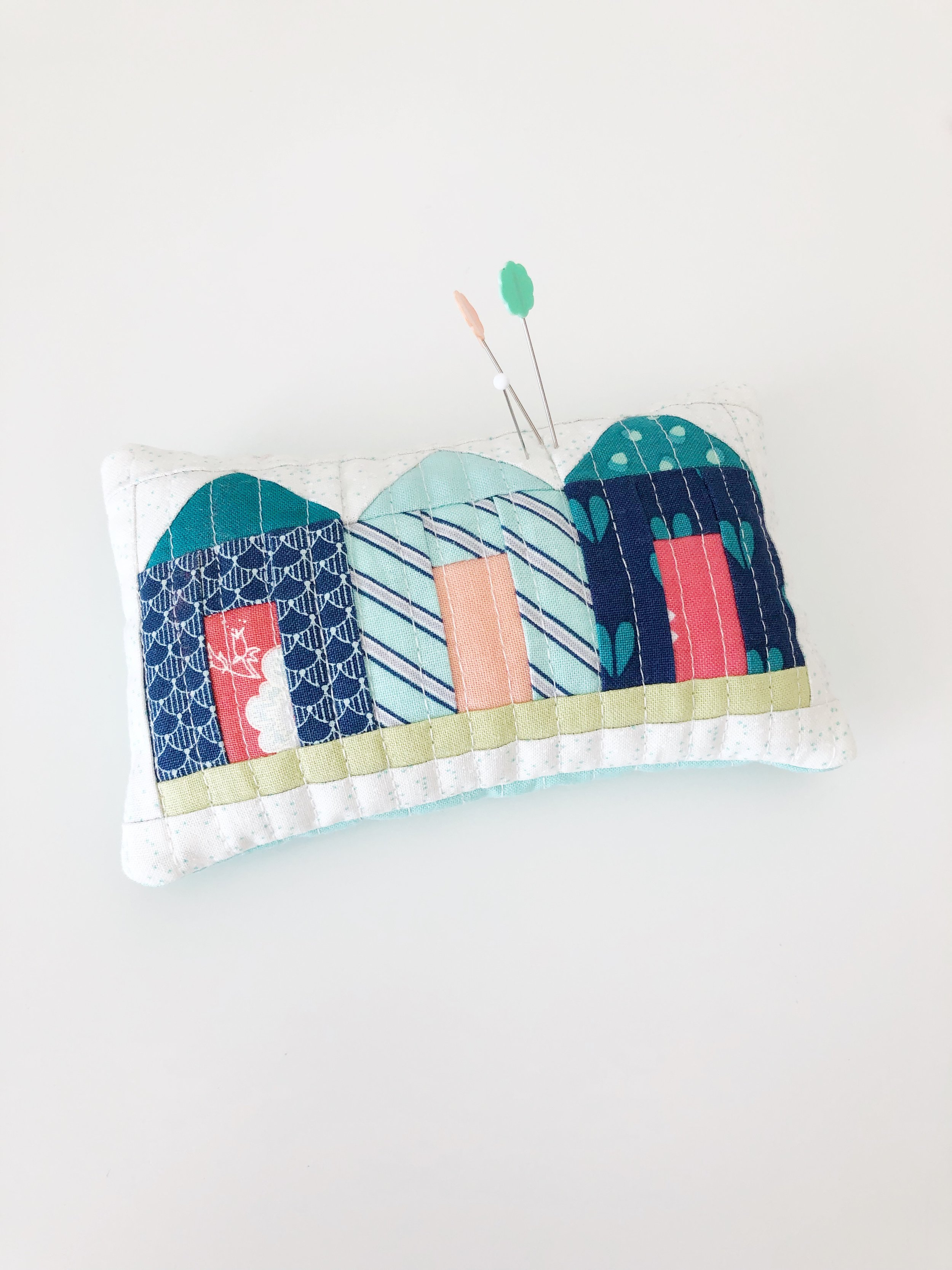 house pincushion