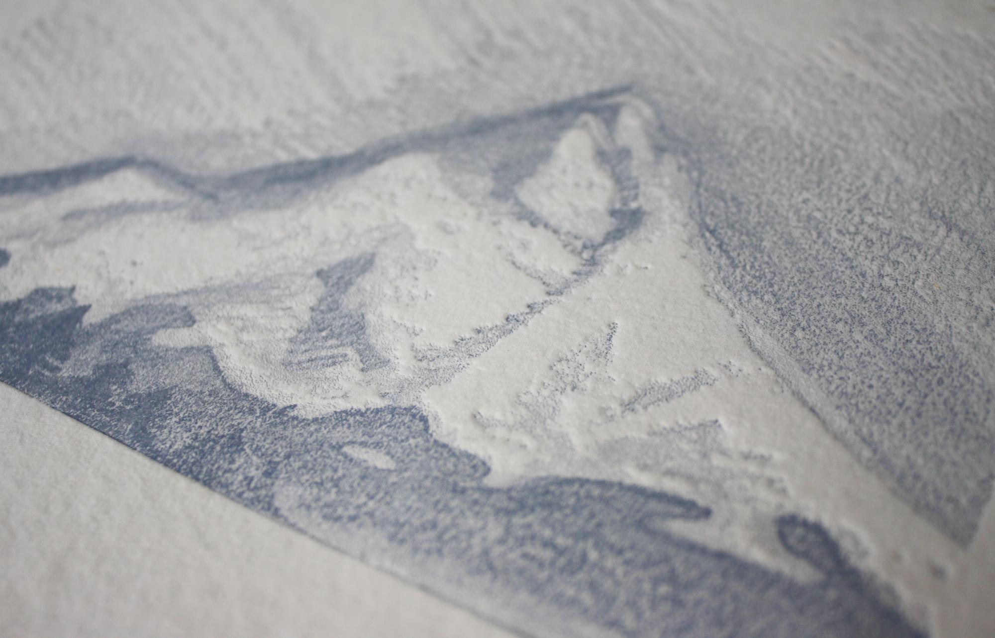 Detail : Mount Hood