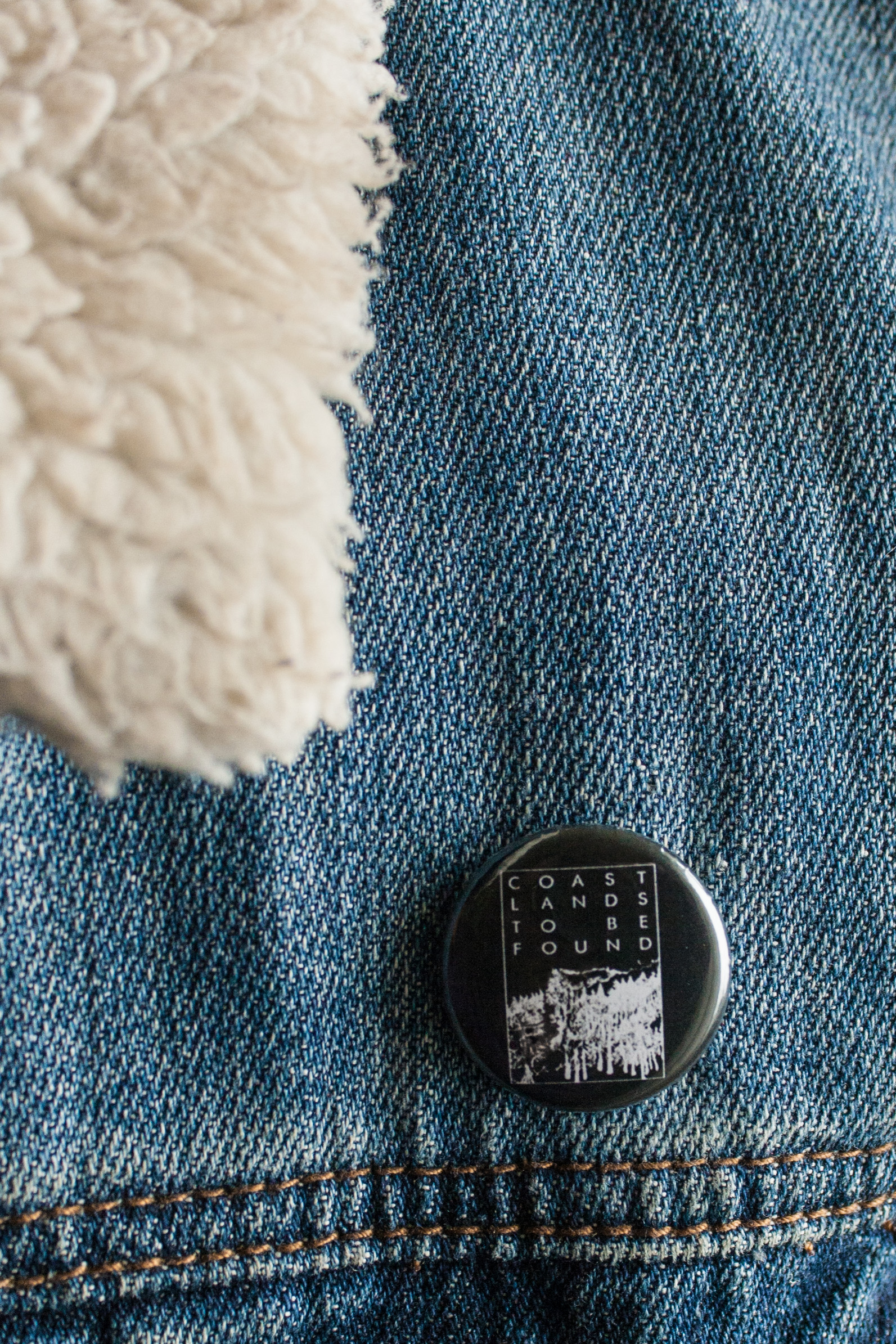 To Be Found Button