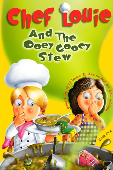 Chef Louie...Ooey Gooey Stew