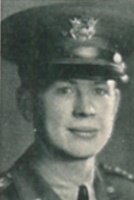 CPT Duane L. Cosper ('38)