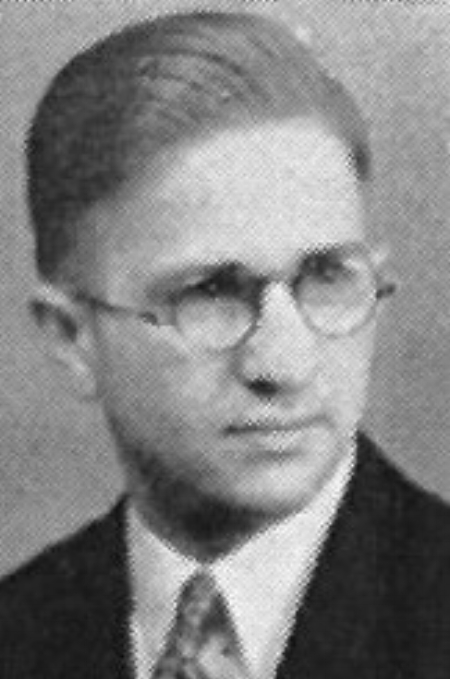CPT Lawrence A. Sensmeier ('34)