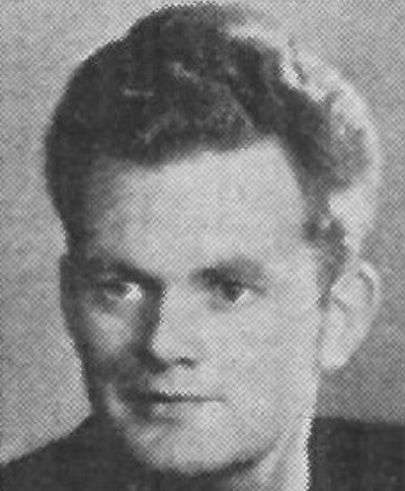 CPT Emmett S. Hughes ('35)