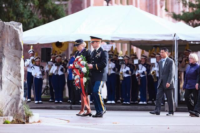 Veteran's Day Ceremony (Nov)