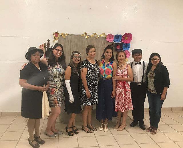 Celebrating Mother's Day at Instituto Isaías 55
