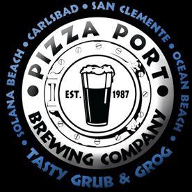 Pizza Port Carlsbad - 571 Village DrCarlsbad, California, CA 92008